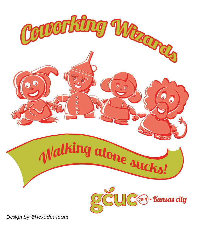 #GCUC t-shirt contest